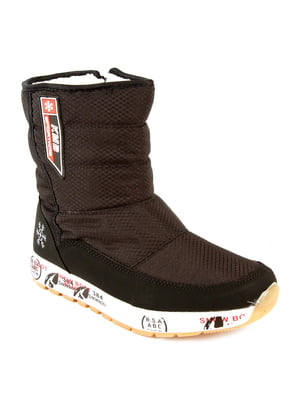 Ботинки черные | 4781945