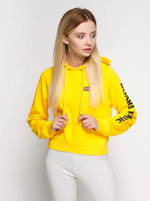 Худі жовта   4760600