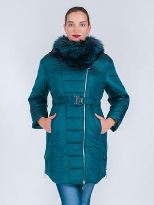 Пальто изумрудного цвета | 4721035