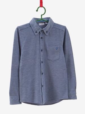 Сорочка синя | 4581838