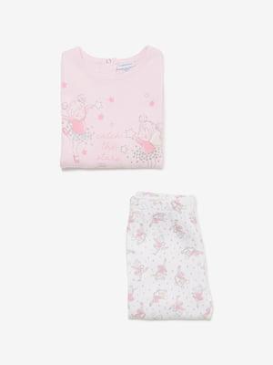 Піжама: лонгслів і штани | 4603749