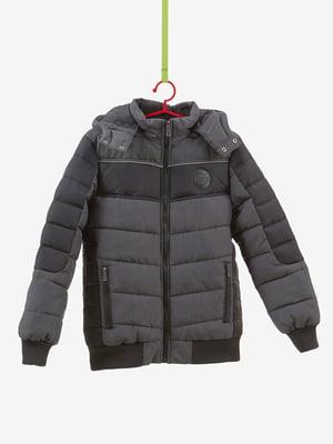 Куртка сіра | 4661742