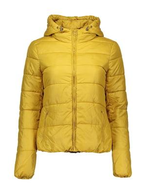 Куртка желтая | 4666321