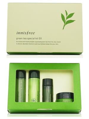 Набір міні продуктів NEW Green Tea Special Kit EX | 4782958