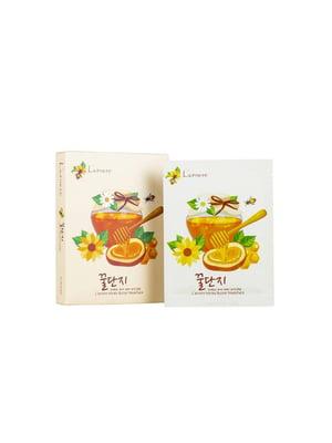 Маска тканинна з медом Honey Butter Mask Pack (25 мл) | 4782961