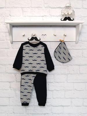 Комплект: джемпер, штани і шапочка | 4715194