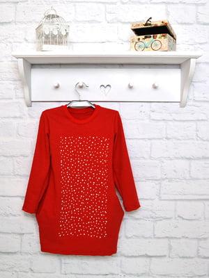 Платье красное | 4715200