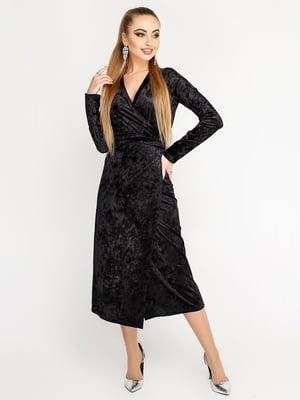 Платье черное | 4782987