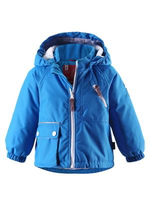 Куртка синя | 4783439