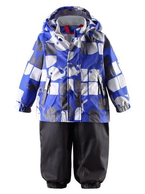 Комплект: ветровка и брюки | 4783525