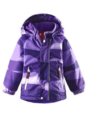 Куртка в принт | 4783560