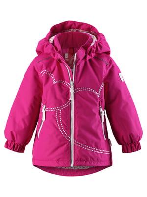 Куртка малиновая | 4783566