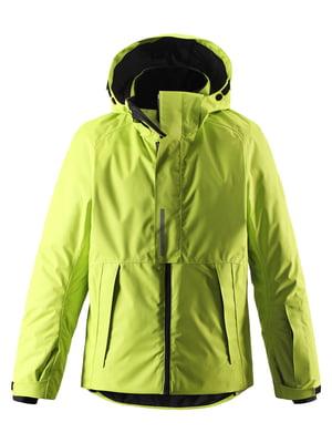 Куртка зеленая | 4783587