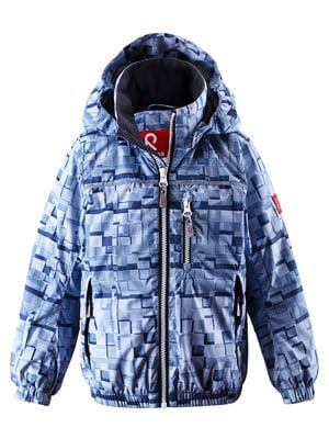 Куртка в принт | 4783662