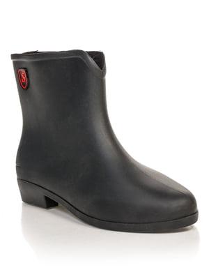 Ботинки черные | 4726394