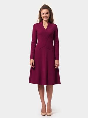 Платье цвета фуксии | 4784918