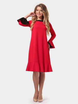 Сукня червона | 4784929