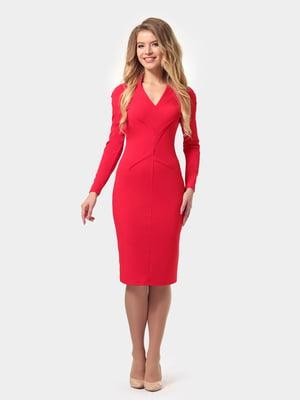 Сукня червона   4784938
