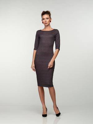 Платье в принт | 4785343