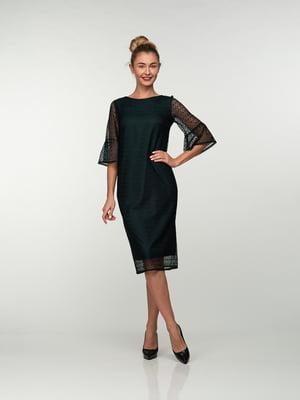 Платье зеленое | 4785405