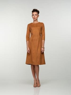 Сукня рудого кольору | 4785408