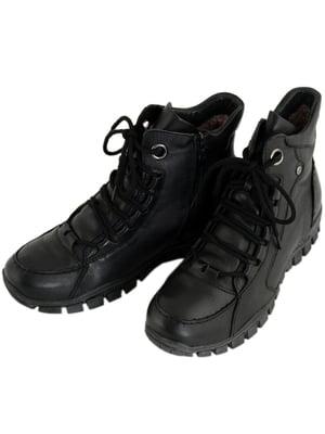 Ботинки черные   4785597