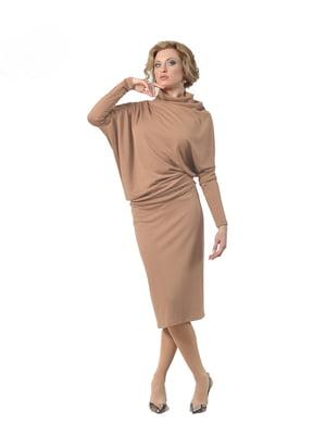 Сукня пісочного кольору   4723904
