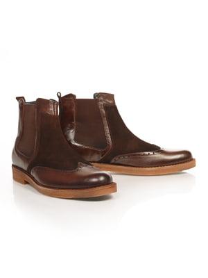 Черевики коричневі   4771477