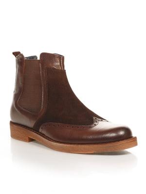 Ботинки коричневые | 4771477