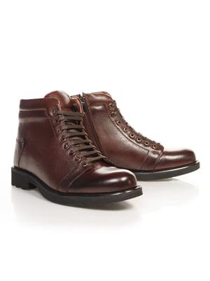 Ботинки коричневые | 4771486
