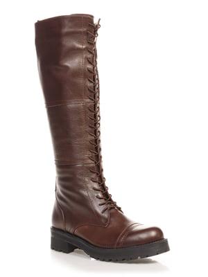 Сапоги коричневые | 4771464