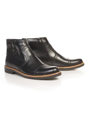 Ботинки черные | 4771483