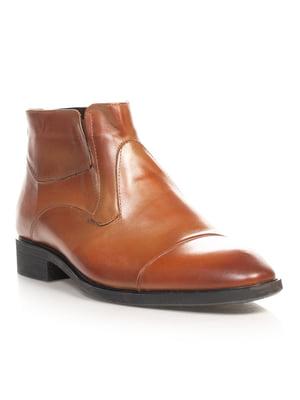 Черевики коричневі | 4783693