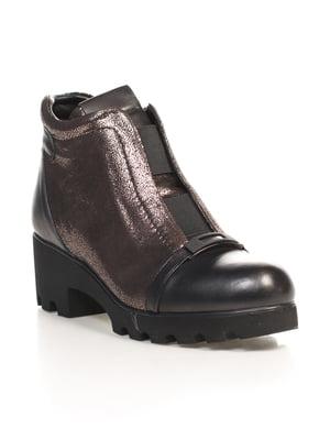 Ботинки черные | 4784798