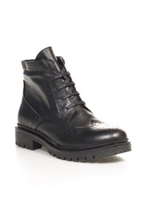 Ботинки черные   4784790