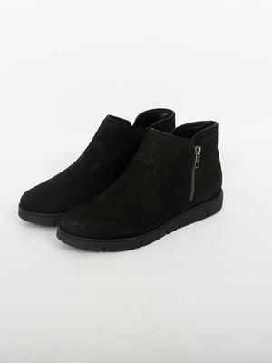Ботинки черные | 4738746