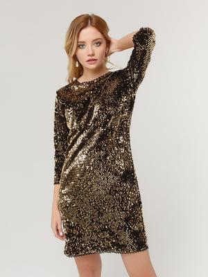 Сукня золотиста | 4784539