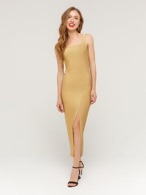 Сукня золотиста | 4784534