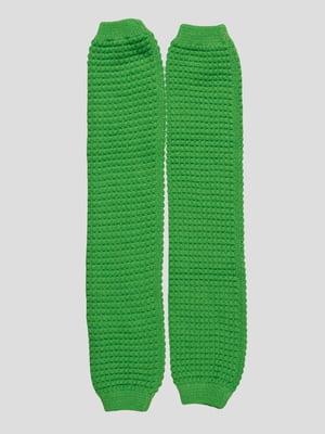 Гетры зеленые | 4686319