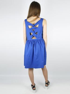 Сукня синя   4456539