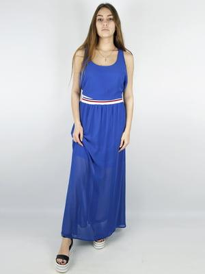 Сукня синя | 4576749