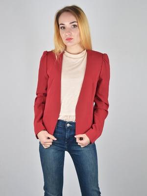 Жакет червоний - Naf Naf - 4706321
