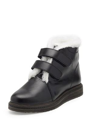 Ботинки черные | 4781123