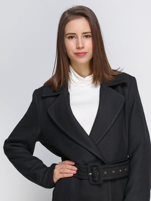 Пальто чорне | 4725902
