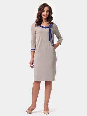 Сукня сіра | 4791595