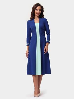 Сукня синя | 4791601