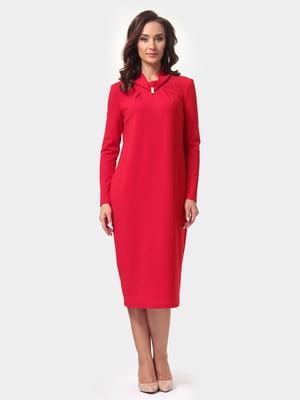 Сукня червона | 4791615