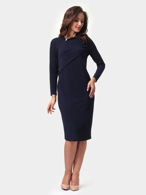 Платье синее | 4791622