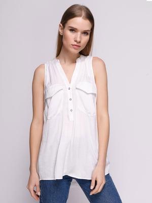 Блуза белая | 4653695