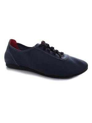 Туфли синие | 4777963